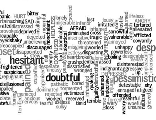 Come contrastare i tuoi pensieri negativi in 5 mosse